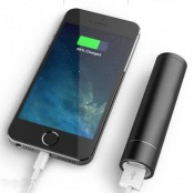 Power bank publicitaire cylindrique - 2